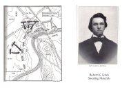 Robert K. Krick Speaking Materials - Fauquier County