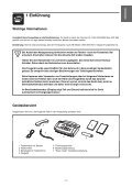 Philips HFC111 D Manual - Fax-Anleitung.de - Seite 5