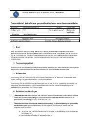 Omzendbrief betreffende gezondheidsclaims voor ... - Favv