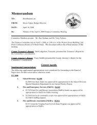 April 3, 2008 - Fauquier County