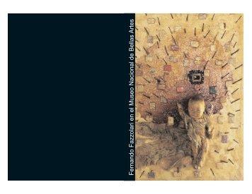 catálogo de la muestra (.PDF) - fernando fazzolari