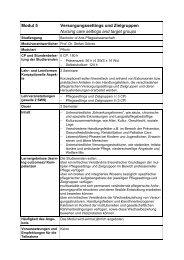 Modul 5: Versorgungssettings und Zielgruppen (application/pdf 10.0 ...