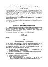 Fachspezifische Prüfungsordnung für den Bachelorstudiengang ...