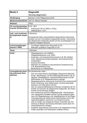 Modul 2: Diagnostik (application/pdf 10.0 KB)
