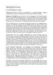 Pressemitteilung 2. Mai 2005 - Universität Duisburg-Essen