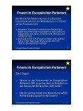Interessenvertretung im Europäischen Parlament - Seite 4