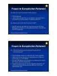 Interessenvertretung im Europäischen Parlament - Seite 5