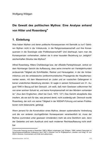 Die Gewalt des politischen Mythos .pdf