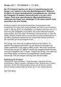 Spielball für den FC Kirnbach - FC Kirnbach 1956 eV - Seite 7
