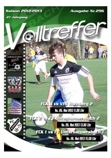 FC Kirnbach 1956 eV Saison 2012/2013
