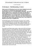 FC Kirnbach 1956 eV Saison 2012/2013 - Seite 7