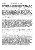 VFR Elgersweier - FC Kirnbach 1956 eV - Seite 7