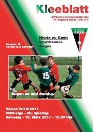Ausgabe 12 Saison 2010 - 2011:Layout 1.qxd - FC Wegberg-Beeck ...
