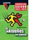 Ausgabe Nr. 13 - FC 09 Überlingen e.V.