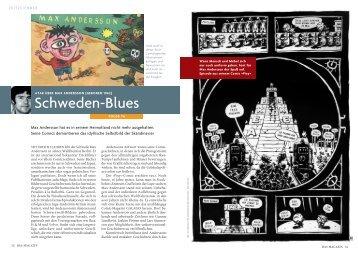 Schweden-Blues - ATAK