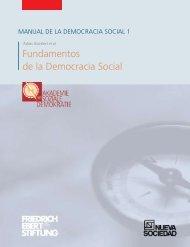 Fundamentos de la Democracia Social - Bibliothek der Friedrich ...