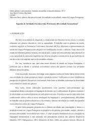 Estudos em análise crítica do discurso. ST 2 Ana ... - Fazendo Gênero