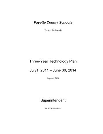 Download - Fayette County Schools