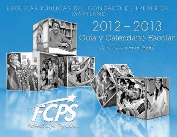 Guía y Calendario Escolar Guía y Calendario Escolar Guía