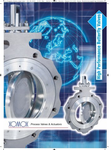 High Performance Butterfly Valves - Fluid Control Services