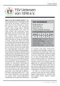 Heimspiel 2, T05 - Uetersen - FC Teutonia 05 eV - Seite 5