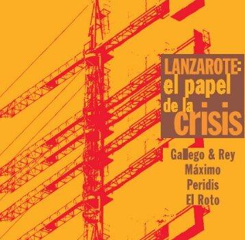 Lanzarote: el papel de la crisis - Fundación César Manrique