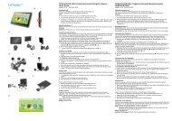1 2 3 4 5 6 7 8 GPSmile62 NAV iSlim Portable Automobile ...