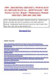 yamaha atv yfm 400 bigbear 2000 2008 factory service repair manual download pdf