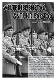 Flugblatt - FDJ