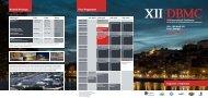 Download Brochure Programme/Registration - Faculdade de ...