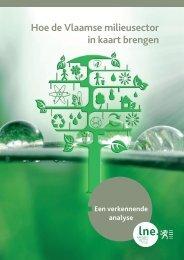 Hoe de Vlaamse milieusector in kaart brengen - Lne.be