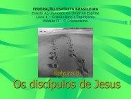 EADE – Programa I Religião à Luz do Espiritismo Cristianismo e ...