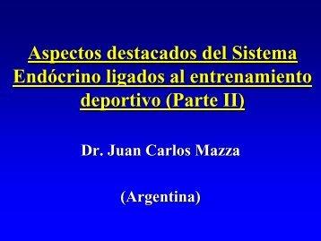 6-2 Sistema Endocrino y Entrenamiento Deportivo II