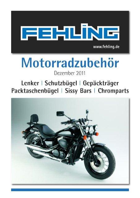 Fehling Drag Bar Lenker 22mm 720mm breit 7089