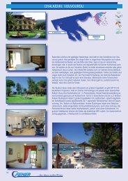 Das Hotel Vergos als pdf zum Ausdrucken - Fener Reisen GmbH