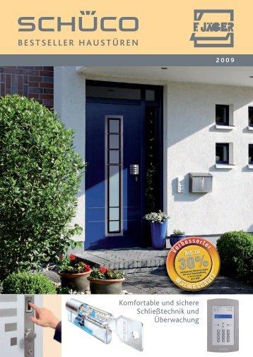BESTSELLER HAUSTÜREN - F.Jäger Fenster-und Türenwerk
