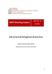 Está na hora de Portugal sair da Zona Euro - FEP
