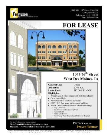 how to read a commercial real estate lease