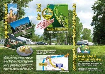 Wertheim Bettingen - Ferienland-spessart.de