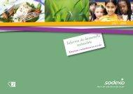 Informede desarrollo sostenible