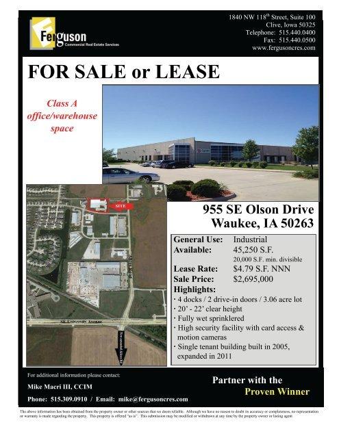 955 SE Olson Drive