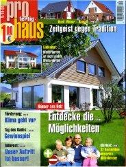 Pro Fertighaus 09-10/2008 - Fertighaus Weiss GmbH