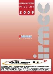 AIRMEC 2009 Listinio Prezzi.pdf - Ferramenta.Biz