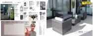 Catálogo de Mueble y Jardín