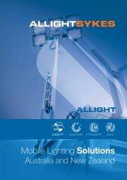 Mobile Lighting Solutions - Ferret