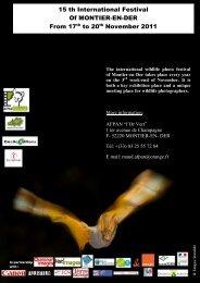 concours 2011 GB - Festival de Montier-en-Der