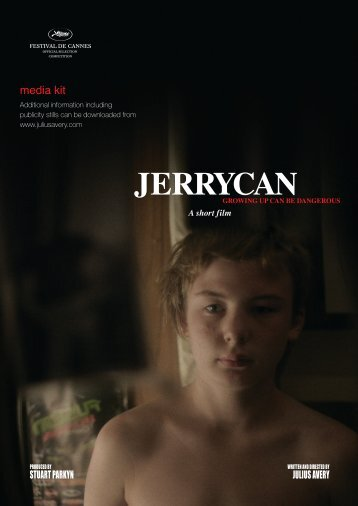 JERRYCAN - Cannes International Film Festival