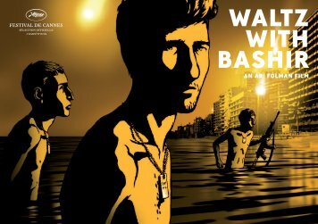 WALTZ WITH BASHIR - Cannes International Film Festival