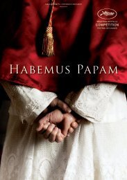 Habemus Papam - Cannes International Film Festival