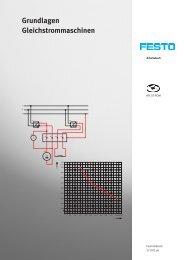 Grundlagen Gleichstrommaschinen - Festo Didactic